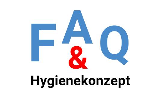 Corona FAQ & Hygienekonzept